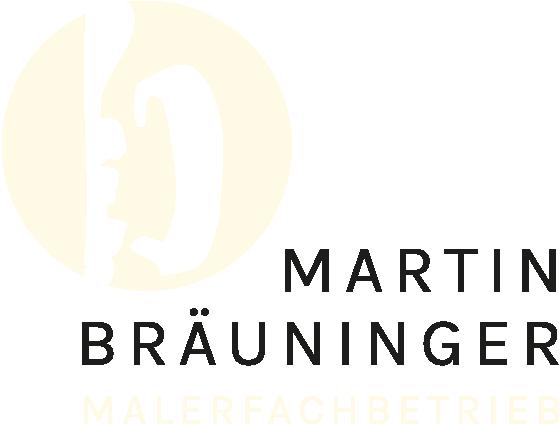 logo braeuniger beige - Maler Bräuninger